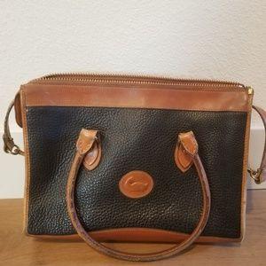 Vintage Dooney and Bourke Doctor Satchel